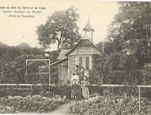 """Conférence """"Les jardins familiaux, 120 ans d'une histoire toujours d'actualité"""""""