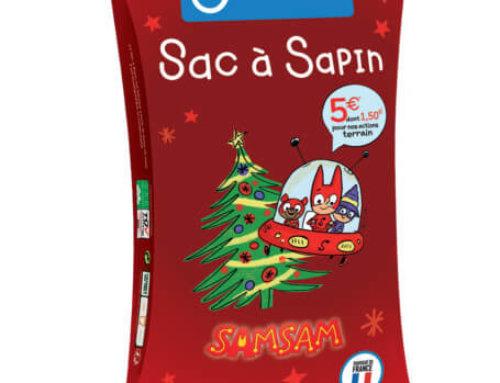 A Noël, pas de sapin sans Sac à Sapin !