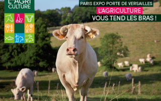 Salon International de l'Agriculture, Paris (75), 22 février au 1er mars 2020
