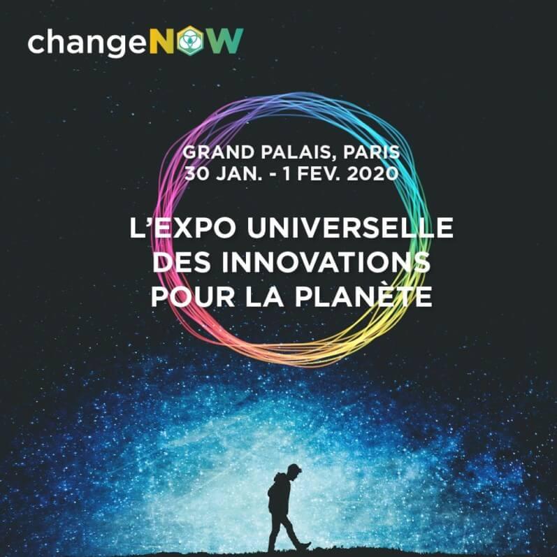 Affiche ChangeNow 2020