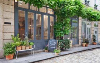 Une nouvelle adresse: IVY, un lieu multiple autour du monde végétal, photo Sophie Scher