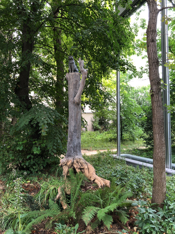 Nini sur son arbre, Agnès Varda, Fondation Cartier pour l'art contemporain, Paris 14e (75)
