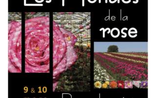 """Colloque """"Les mondes de la Rose : regards croisés"""" les 9 et 10 mars 2020"""