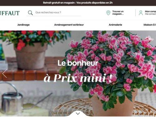 Bienvenue sur le nouveau site truffaut.com