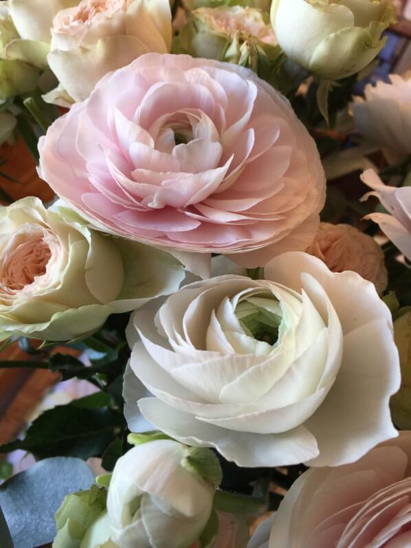 Bouquet de renoncules, Paris 12e (75)