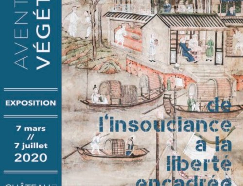 """Exposition """"Aventures végétales, de l'insouciance à la liberté encadrée"""" – 7 mars au 7 juillet 2020"""