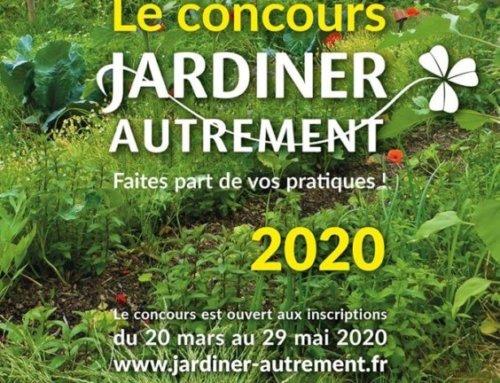 Participez au concours Jardiner Autrement 2020