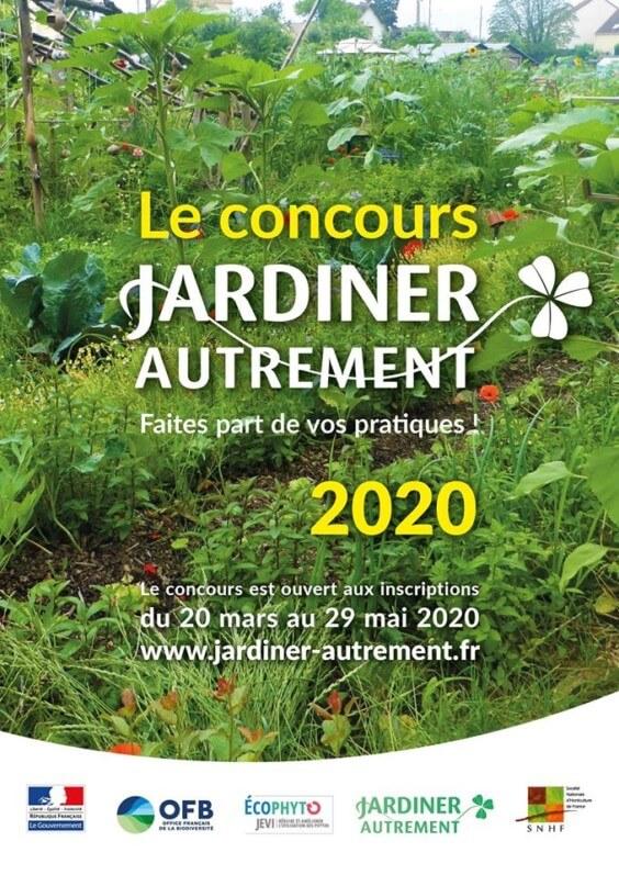 Concours Jardiner Autrement 2020