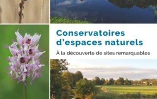 Conservatoires d'espaces naturels, À la découverte de sites remarquables, Glénat, mars 2020