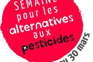 Logo de la Semaine pour les alternatives aux pesticides