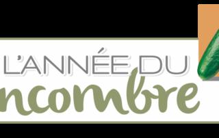 Logo 2020 année du concombre, Fleuroselect