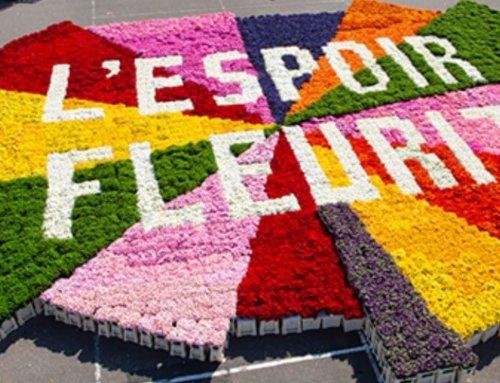 Ensemble, faisons fleurir l'espoir #lespoirfleurit