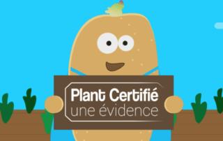 Bannière Le plant certifié de pommes de terre, GNIS