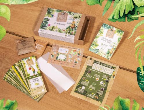 Le retour à la nature : lancement du concours pour gagner le coffret Graine de Botaniste