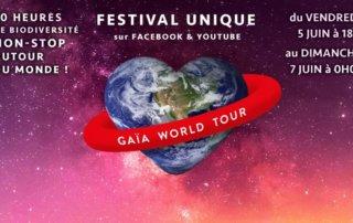 Gaïa World Tour, juin 2020