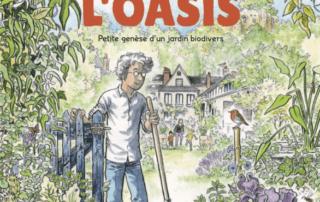 L'Oasis, Simon Hureau (scénario, dessin, couleurs), Dargaud, juin 2020