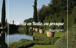 Les plus beaux jardins de France, Eyrignac, UnEteauJardin