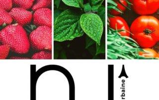 Fruits et légumes frais, Nature Urbaine
