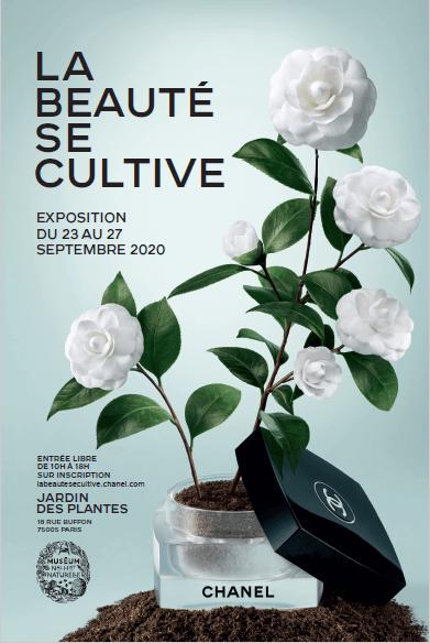 La beauté se cultive, Jardin des Plantes, Paris 5e (75), du 23 au 27 septembre 2020