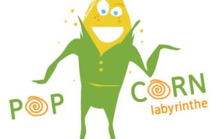 Logo Pop Corn Labyrinthe