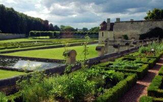 95 - Chaussy - jardin et potager du domaine de Villarceaux © Patrick Monin (8)