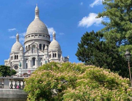 Basilique du Sacré Coeur de Montmartre (Paris 18e)