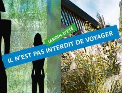 Jardin d'été du musée du quai Branly-Jacques Chirac / 4 juillet au 31 août 2020