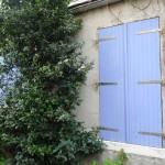 Villa de l'Ermitage en hiver Paris 20e (75)